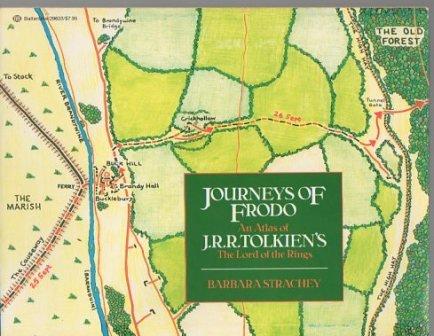 9780345297235: Journeys of Frodo