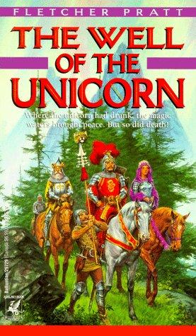 9780345297297: Well of the Unicorn