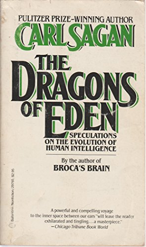 The Dragons of Eden (0345297652) by Carl Sagan