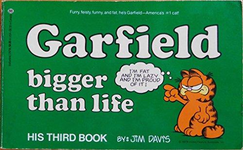 9780345297969: Garfield bigger than life
