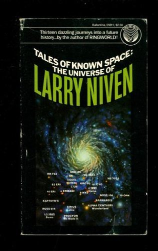 9780345298119: Tales of Known Space