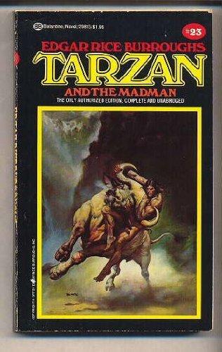 9780345298133: Tarzan and the Madman (Tarzan, Book 23)