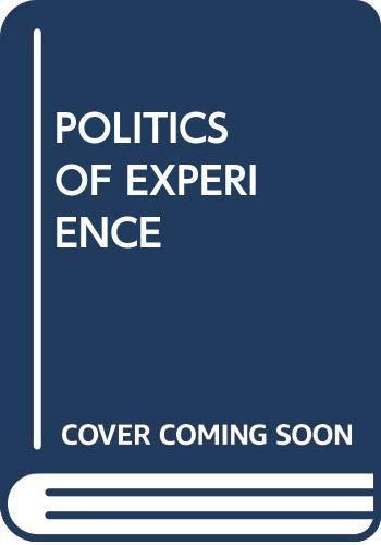 9780345298157: POLITICS OF EXPERIENCE