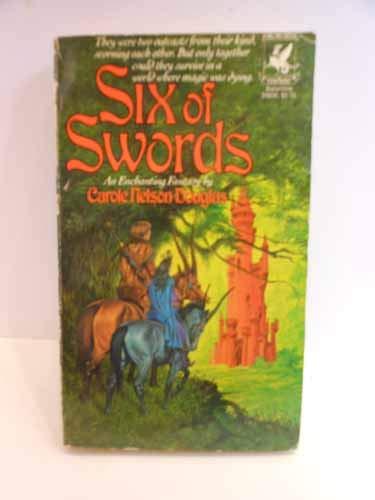 9780345298362: Six of Swords