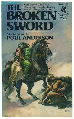 9780345298607: THE BROKEN SWORD