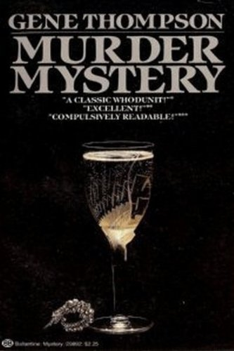 9780345298928: Murder Mystery (Dade Cooley, Book 1)