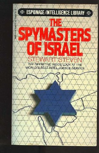 9780345299109: The Spymasters of Israel