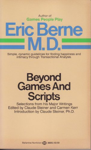 9780345300539: Beyond Games & Scripts