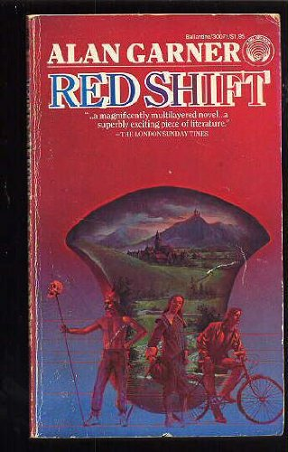 9780345300713: RED SHIFT