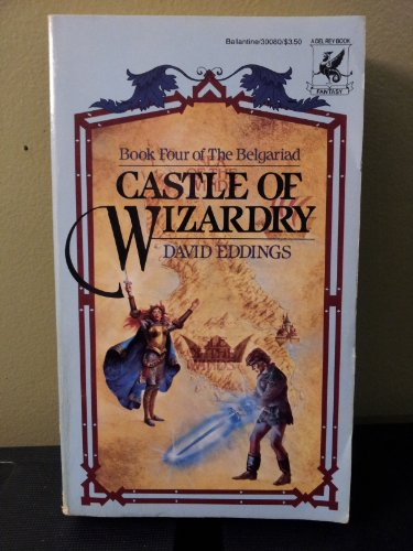 9780345300805: Castle of Wizardry (The Belgariad)