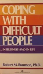 9780345300843: Title: Coping with Difficult People