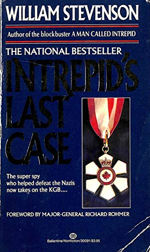 Intrepid's last case: STEVENSON, William
