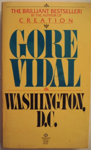 Washington, D. C. (0345301099) by Vidal, Gore
