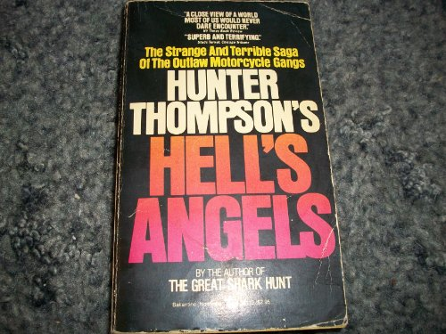 9780345301130: HELL'S ANGELS