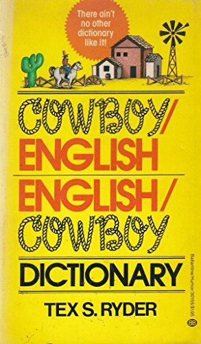 Cowboy/english Dict: Dana, Bill