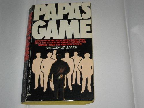 9780345301680: Papa's Game