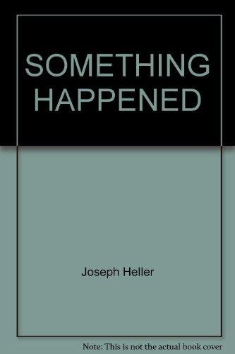 9780345301772: SOMETHING HAPPENED