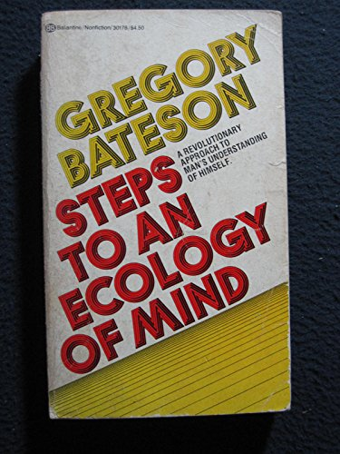 9780345301789: Steps to an Ecology of Mind