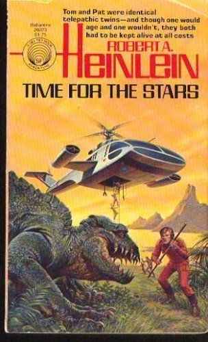Time for the Stars: Heinlein, Robert A.