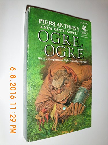 9780345301871: Ogre, Ogre (The Magic of Xanth, No. 5)