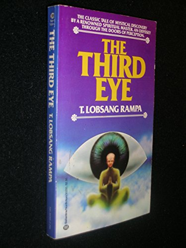 The Third Eye (0345302052) by Rampa, T. Lobsang