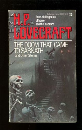 The Doom That Came to Sarnath and: Lovecraft, H. P.