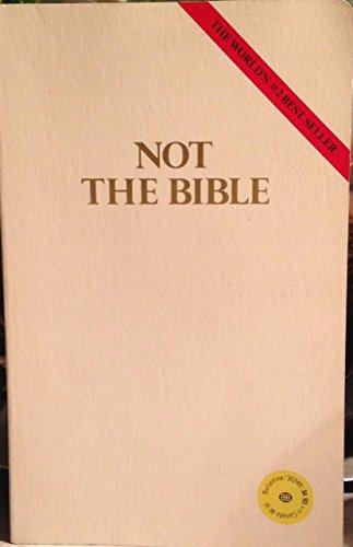 Not The Bible: Kelly, Sean & Tony Hendra