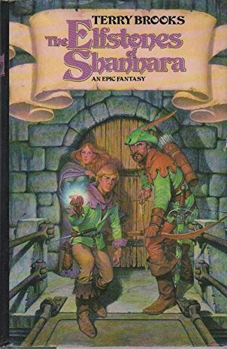 9780345302533: The Elfstones of Shannara: (#2) (The Sword of Shannara)