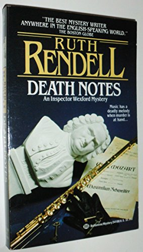 9780345302724: Death Notes