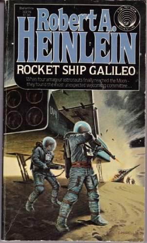 9780345302762: Rocket Ship Galileo