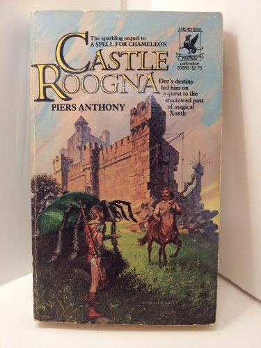 9780345302830: Castle Roogna (The Magic of Xanth, Volulme 3)