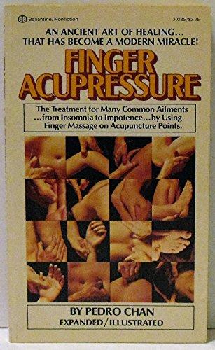 9780345302854: Finger Acupressure