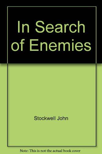 9780345302939: In Search of Enemies