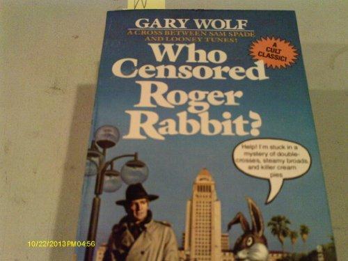 9780345303257: Who Censored Roger Rabbit