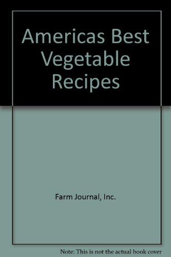 9780345303455: America's  Best Vegetable  Recipes
