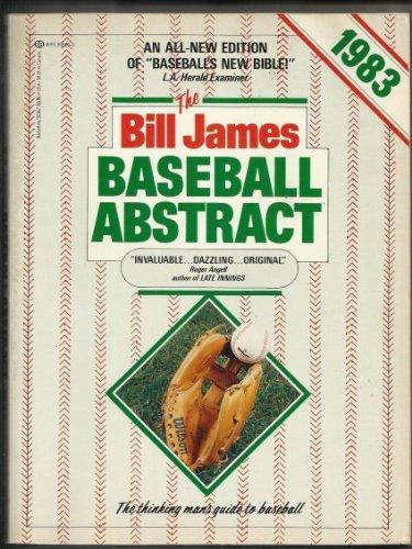 The Bill James Baseball Abstract 1983