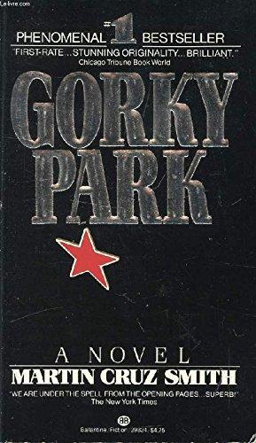 9780345303929: Gorky Park