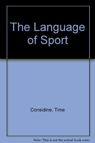 9780345303981: The Language of Sport