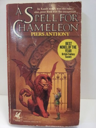 9780345304223: A Spell For Chameleon (The Magic of Xanth, Volume One)