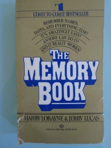 9780345304230: The Memory Book