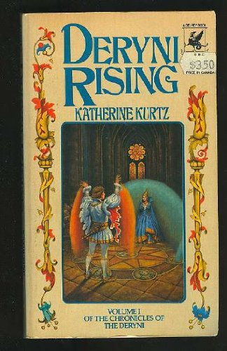 DERYNI RISING (Chronicles of the Deryni): Kurtz, Katherine
