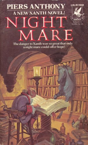 Night Mare (The Magic of Xanth, No.: Piers Anthony