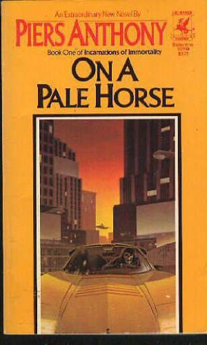 9780345305183: On a Pale Horse (Incarnations of Immortality, Book 1)