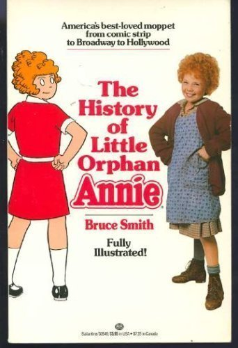 9780345305466: The History of Little Orphan Annie