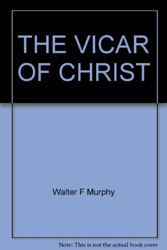 9780345305848: The Vicar of Christ