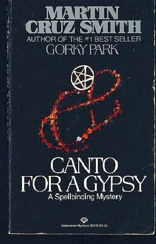 9780345306159: Canto for a Gypsy