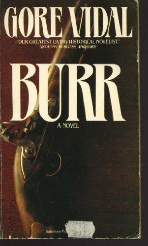 9780345306197: Burr