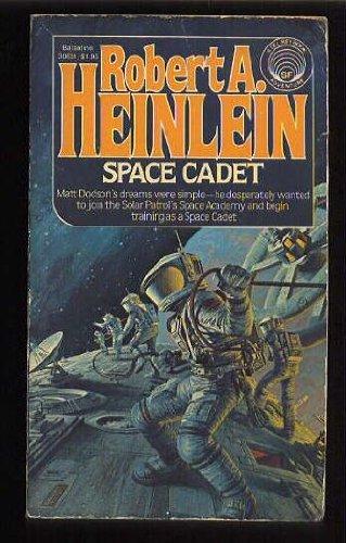 9780345306319: Space Cadet by Robert A. Heinlein (1978-09-01)