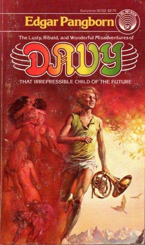 Davy: Edgar Pangborn, Boris Vallejo (Illustrator)