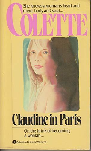 9780345307088: Claudine in Paris